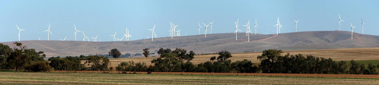 David Clarke - Snowtown Wind Farm