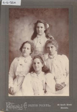 four Hill sisters (not 3) of Inchiquin.