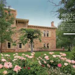 SA Life magazine featuring Hughes Park House