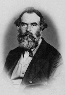 Portrait of Hon. B. T. Finniss 1st Premier of South Australia