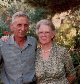 Peter McNicol Mitchell (Grandpa & Grandma)