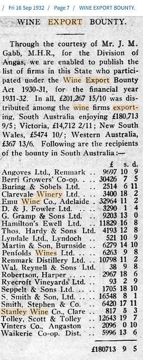 16-Sep-1932 Wine Export Bounty.jpg
