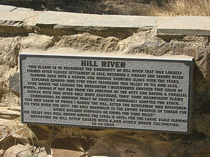 HILL_RIVER_plaque_at_junction_of_Weckert