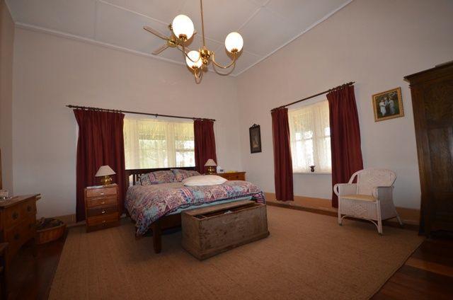 Hummocks Station bedroom
