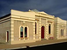 Snowtown Memorial Hall