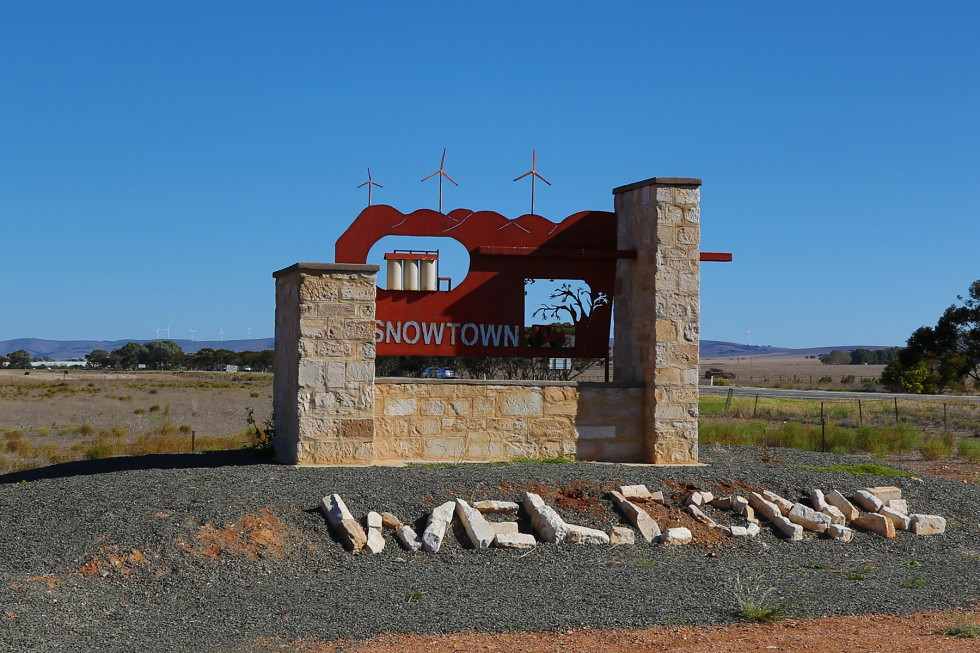 Welcome to Snowtown