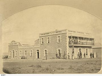 Snowtown Hotel, Snowtown SA Library B-90
