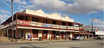 historic snowtown hotel south aus