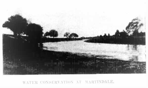 Kapunda Herald (SA) Fri 3 Nov 1905 Martindale Water Conservation.png