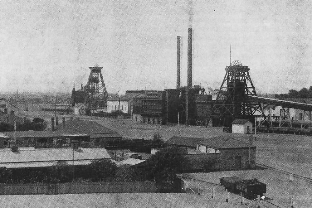 The Wallaroo Mine South Australia