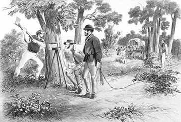 Sketch-of-a-typical-surveyors-team-of-th