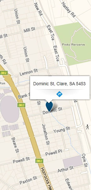 Dominic Street Route Clare Railway in Cl