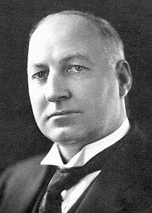 Lionel Hill M.P.