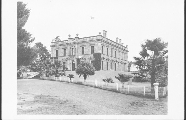Martindale Hall  residence of the Mortlock family since 1892. Built for 36 thousand pounds