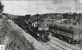Clare Railway Opens
