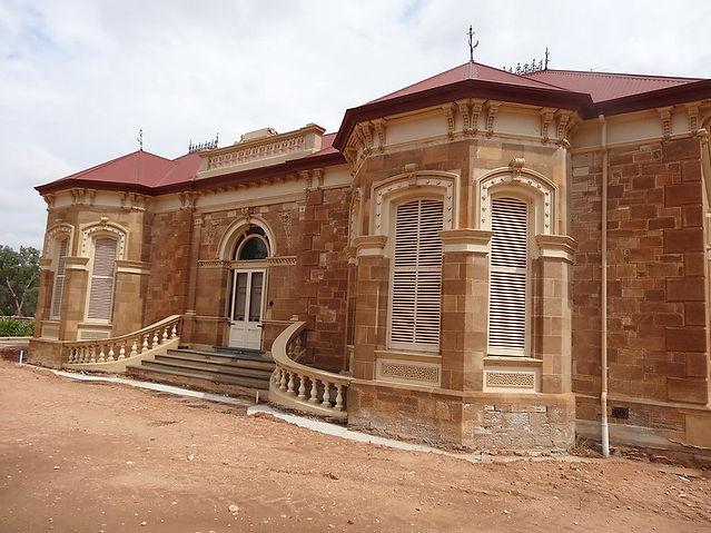 Werocata homestead. Built pastoralist by Edmund Bowman 1864.jpg