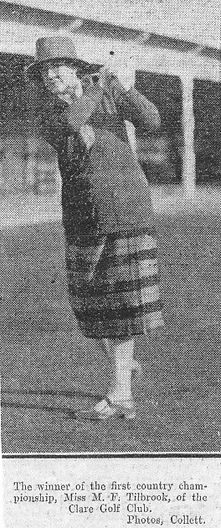 M F Tilbrook Golf Winner.jpg