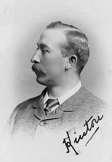 Lord Kintore, c. 1880. Kintore was Governor of South Australia.jpg