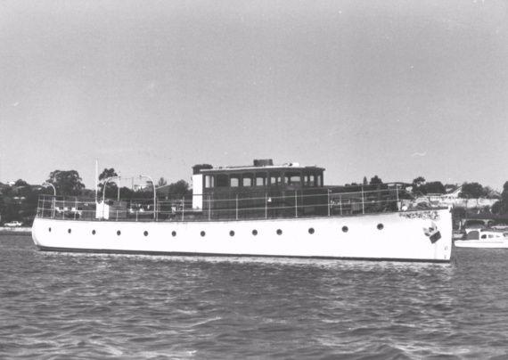 HMAS Martindale