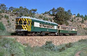 Barwell Bull - Pichi Richi Railway Railc