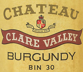 Clare Valley Burgundy heritage-1950s-716
