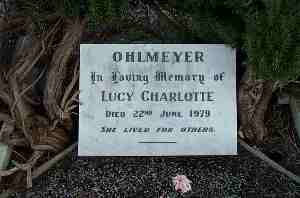headstone of Lucy Ohlmeyer.jpg