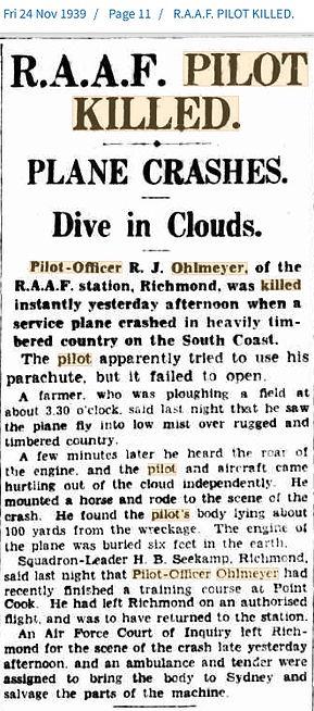 1939 RAAF Pilot Killed.jpg