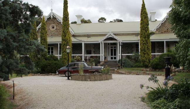 Wolta Wolta house, Clare SA