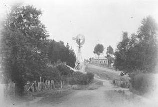 Rosetta Cottage on Inchiquin Hill before
