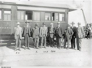 James McGuire, Commissioner of Railways
