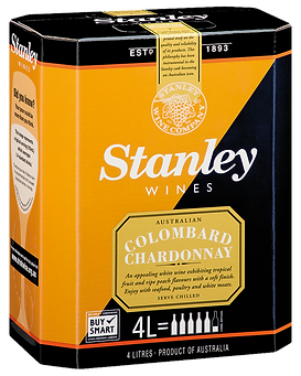 Stanley Colombard Chardonnay Cask 4L 903