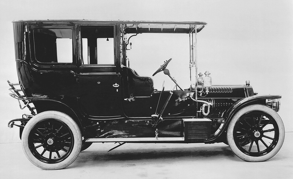 Mercedes Benz 1906-1910