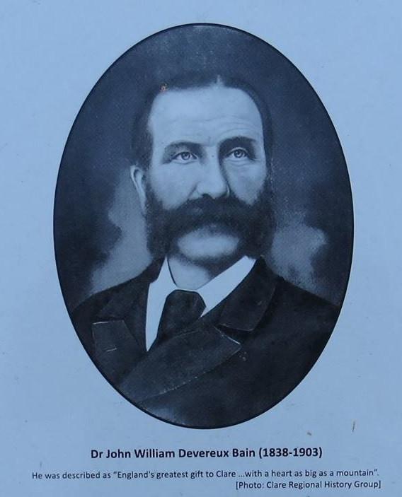 Doctor John William Devereux Bain (1838-1903)