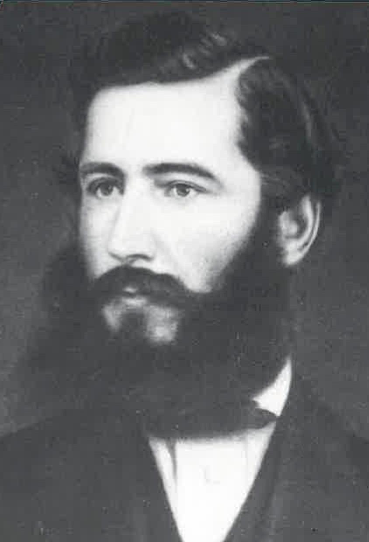 Captain Henry Richard Hancock of Wallaroo mine SA.