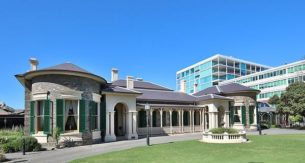 Ayers House, seen from the north-east. Photo- Tony Lewis InDaily.jpg