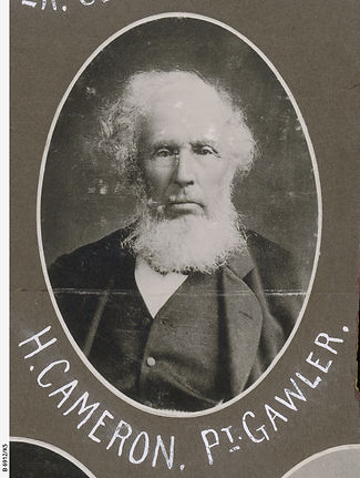 H Cameron, Port Gawler manager.jpg
