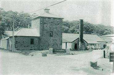 Stanley Leasingham Wine Co buildings