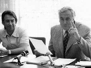 Labor Leader Gough Whitlam and SA Premie