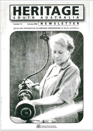 Heritage Newsletter - Repairs at Martindale Hall Jan 2000.png