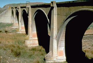 Broughton River Rail Bridge