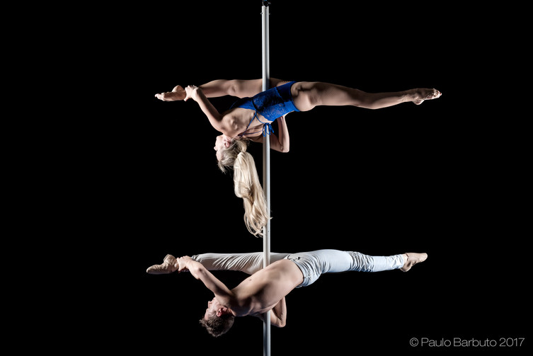 Flying Pole Duo