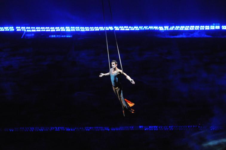 Cirque duo Soleil -ZAIA