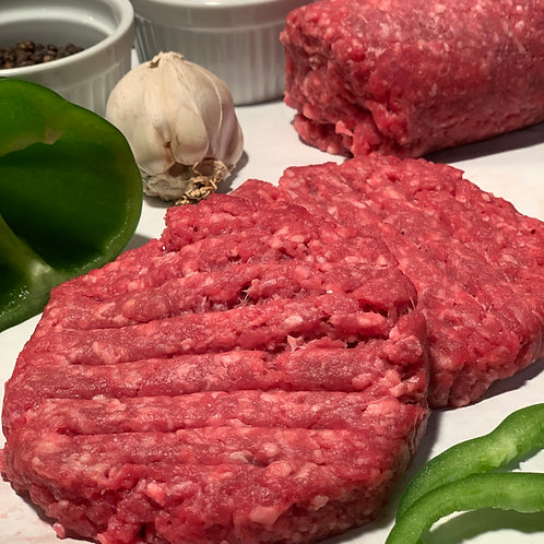 Premium Quality Ground Beef - 18 lbs. (small)