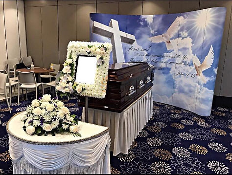 Christian Funeral