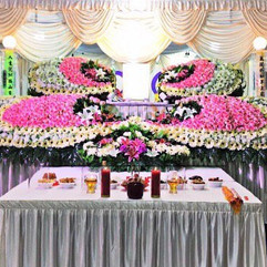 Taoist Setup by Singapore Funeral Sanctuary