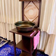 Traditional Washing Basin