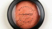 Makeup Dupe Of The Day - MAC Mineralized Skinfinish (MSF) Stereo Rose vs Milani Luminoso: