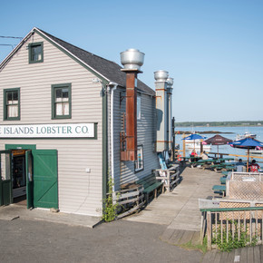 Five Islands restaurant