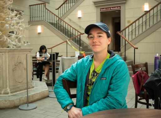 Izzy Olgaard - Class of 2018 (Mount Holyoke College)