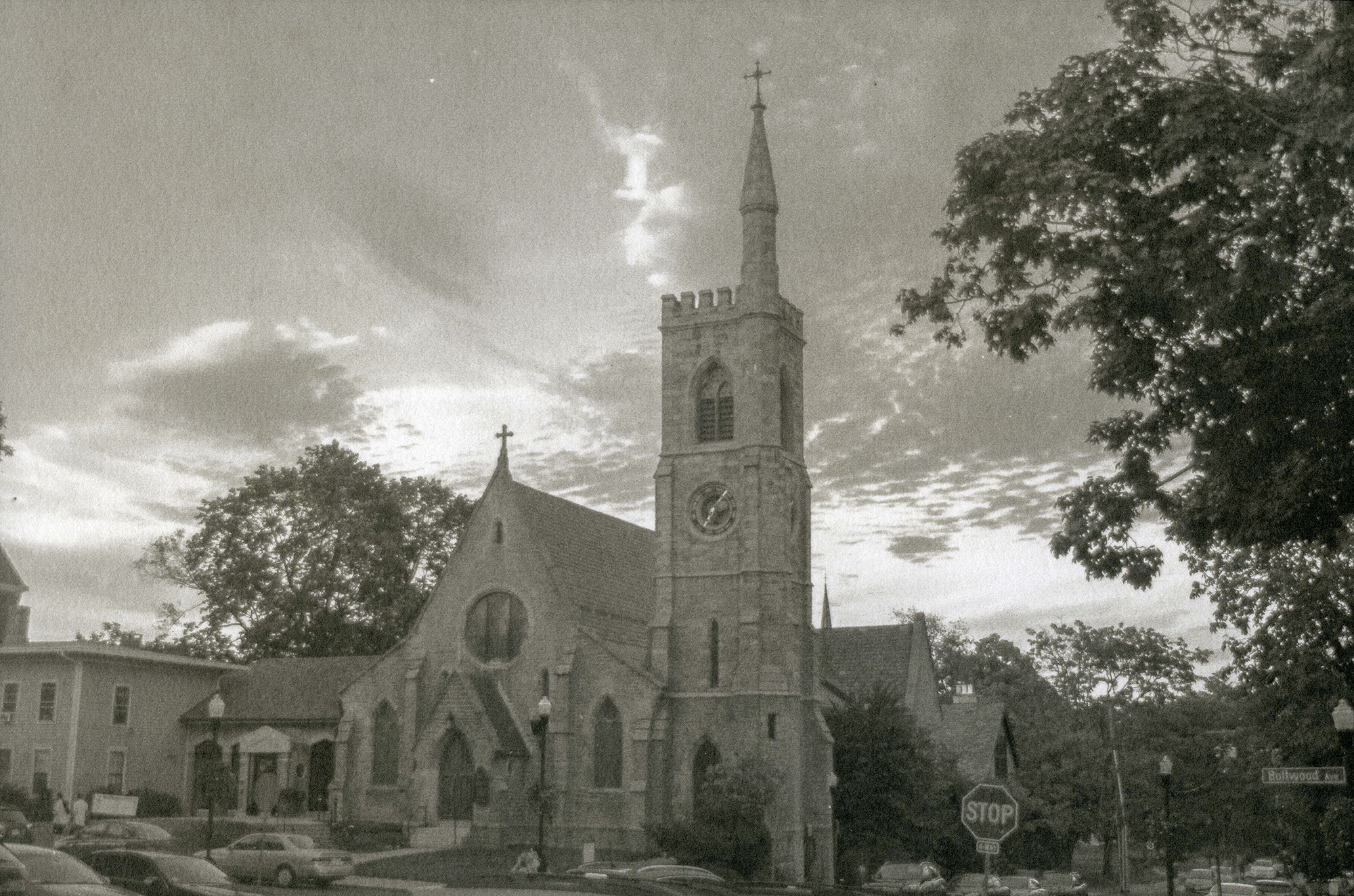 Grace Church, Amherst, Massachusetts